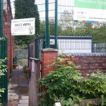 Entrance to Tividale Community Hub